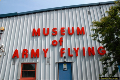 Middle Wallop Army Flying School 17 July 2012