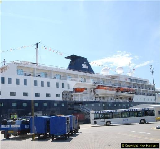 2014-07-01 Visit to MV Minerva @ Portsmouth, Hampshire.  (11)011