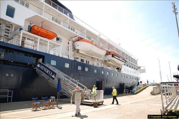 2014-07-01 Visit to MV Minerva @ Portsmouth, Hampshire.  (115)115