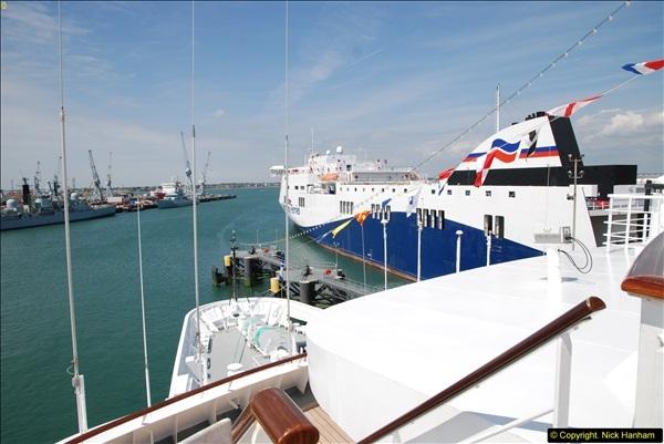 2014-07-01 Visit to MV Minerva @ Portsmouth, Hampshire.  (23)023