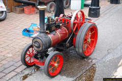 2017-05-13 Mini Steam on Poole Quay, Poole, Dorset.  (22)022