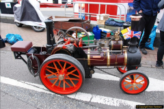2017-05-13 Mini Steam on Poole Quay, Poole, Dorset.  (27)027