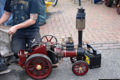 2017-05-13 Mini Steam on Poole Quay, Poole, Dorset.  (3)003