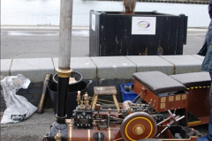 2017-05-13 Mini Steam on Poole Quay, Poole, Dorset.  (56)056