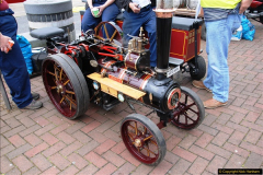 2017-05-13 Mini Steam on Poole Quay, Poole, Dorset.  (7)007