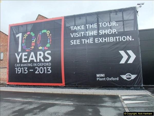 2013-08-15 The MINI Factory, Cowley, Oxford, Oxfordshire.  (8)08