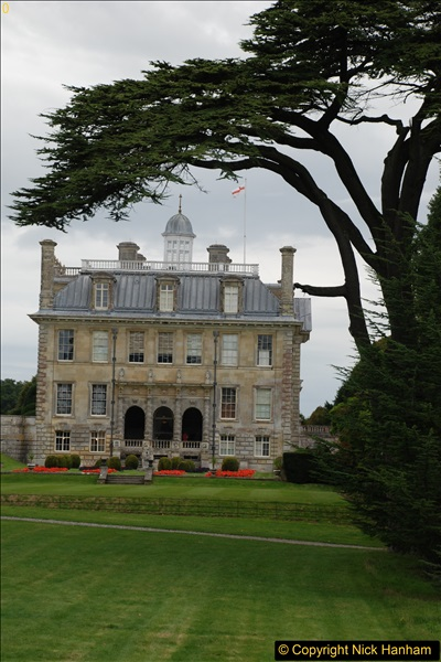 2016-09-17 Kingston Lacy House (NT), Wimborne, Dorset.  (133)234
