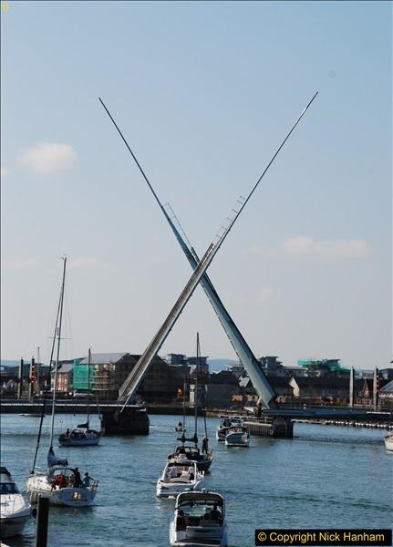 2016-09-18 Twin Sails Bridge, Poole, Dorset.  (5)253