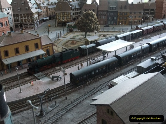 Some of your Host's model locomotives running on a friends railway.  (26)26