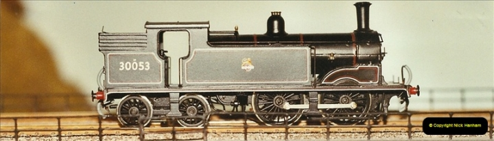 Some of your Host's model locomotives running on a friends railway.  (66)66