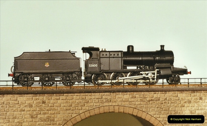 Some of your Host's model locomotives running on a friends railway.  (71)71