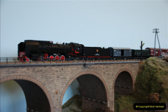 Some of your Host's model locomotives running on a friends railway.  (36)36