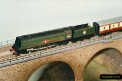 Some of your Host's model locomotives running on a friends railway.  (59)59