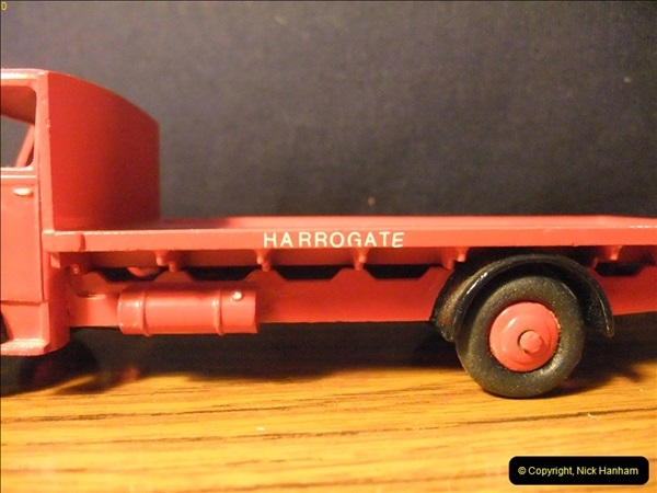Dinky Toy model conversions.  (10)25