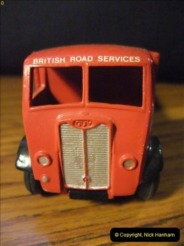 Dinky Toy model conversions.  (13)28