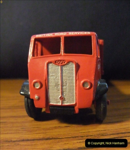 Dinky Toy model conversions.  (14)29