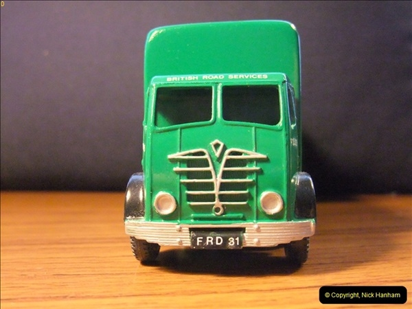 Dinky Toy model conversions.  (3)18