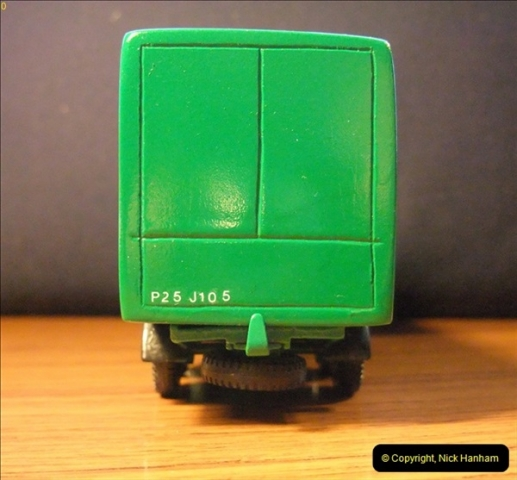 Dinky Toy model conversions.  (4)19