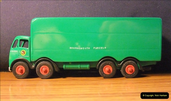 Dinky Toy model conversions.  (6)21