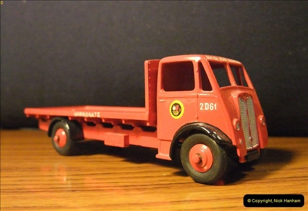 Dinky Toy model conversions.  (8)23