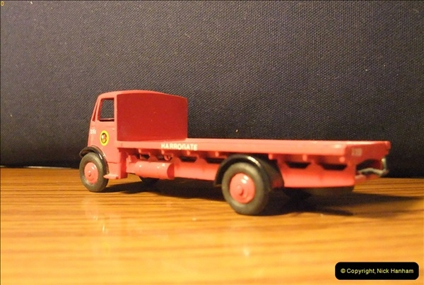 Dinky Toy model conversions.  (9)24
