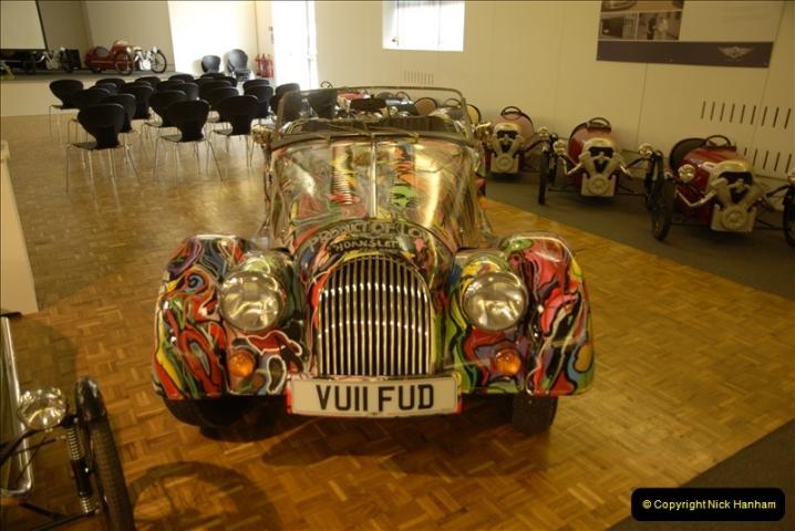 2011-07-14 The Morgan Motor Car Factory, Malvern, Worcestershire.  (22)022