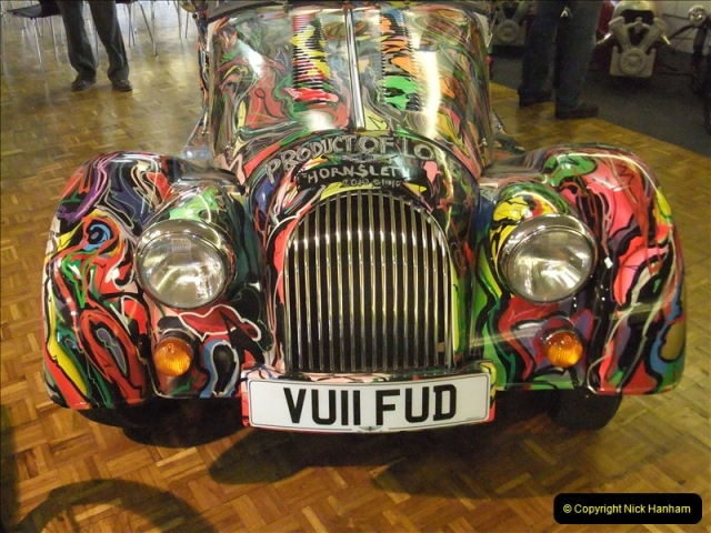2011-07-14 The Morgan Motor Car Factory, Malvern, Worcestershire.  (23)023