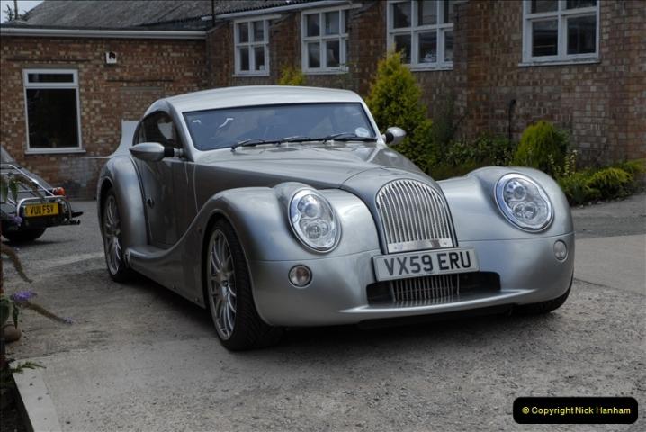 2011-07-14 The Morgan Motor Car Factory, Malvern, Worcestershire.  (31)031