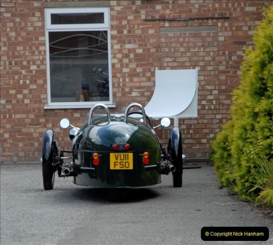 2011-07-14 The Morgan Motor Car Factory, Malvern, Worcestershire.  (32)032