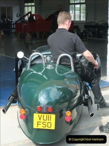 2011-07-14 The Morgan Motor Car Factory, Malvern, Worcestershire.  (34)034