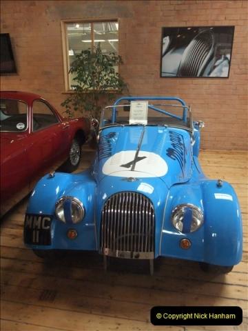 2011-07-14 The Morgan Motor Car Factory, Malvern, Worcestershire.  (40)040