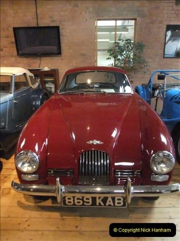2011-07-14 The Morgan Motor Car Factory, Malvern, Worcestershire.  (46)046