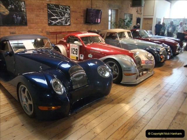 2011-07-14 The Morgan Motor Car Factory, Malvern, Worcestershire.  (47)047