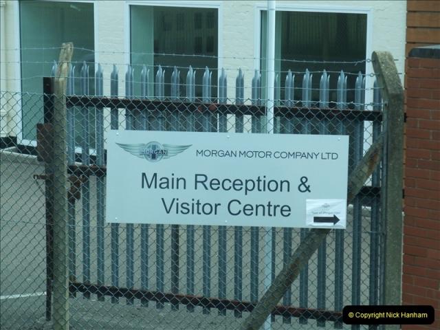 2011-07-14 The Morgan Motor Car Factory, Malvern, Worcestershire.  (9)009