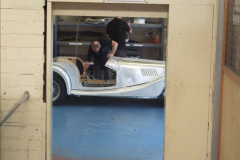 2011-07-14 The Morgan Motor Car Factory, Malvern, Worcestershire.  (101)101