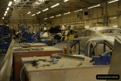 2011-07-14 The Morgan Motor Car Factory, Malvern, Worcestershire.  (103)103
