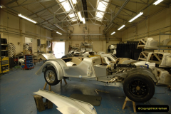2011-07-14 The Morgan Motor Car Factory, Malvern, Worcestershire.  (104)104