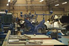 2011-07-14 The Morgan Motor Car Factory, Malvern, Worcestershire.  (105)105