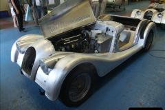 2011-07-14 The Morgan Motor Car Factory, Malvern, Worcestershire.  (108)108