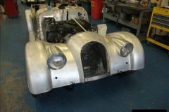 2011-07-14 The Morgan Motor Car Factory, Malvern, Worcestershire.  (110)110