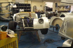 2011-07-14 The Morgan Motor Car Factory, Malvern, Worcestershire.  (130)130