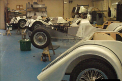 2011-07-14 The Morgan Motor Car Factory, Malvern, Worcestershire.  (132)132