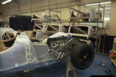 2011-07-14 The Morgan Motor Car Factory, Malvern, Worcestershire.  (134)134