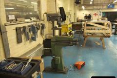 2011-07-14 The Morgan Motor Car Factory, Malvern, Worcestershire.  (150)150