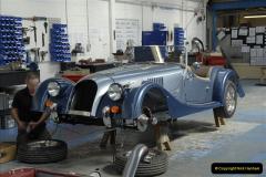 2011-07-14 The Morgan Motor Car Factory, Malvern, Worcestershire.  (192)192