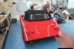 2011-07-14 The Morgan Motor Car Factory, Malvern, Worcestershire.  (198)198