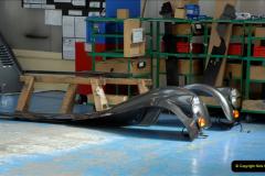 2011-07-14 The Morgan Motor Car Factory, Malvern, Worcestershire.  (200)200