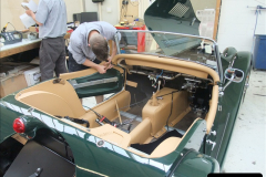 2011-07-14 The Morgan Motor Car Factory, Malvern, Worcestershire.  (203)203