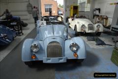 2011-07-14 The Morgan Motor Car Factory, Malvern, Worcestershire.  (204)204