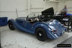 2011-07-14 The Morgan Motor Car Factory, Malvern, Worcestershire.  (205)205